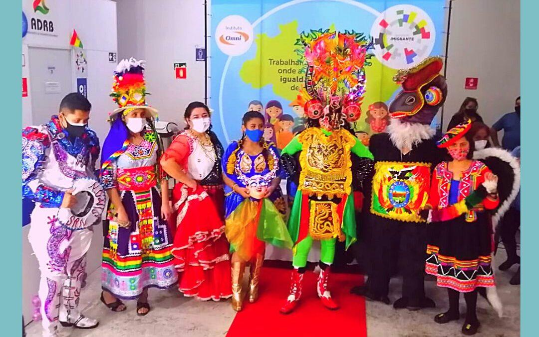 CAMI participa da inauguração do Cubo Cultural